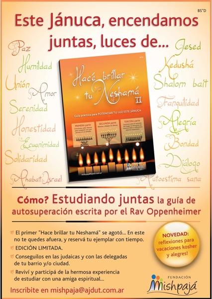 Mailing cuadernillo Januca